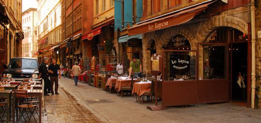 Lyon-passage