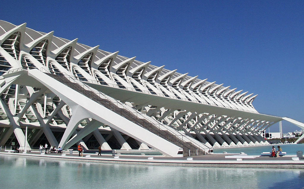 Valencia-science-museum