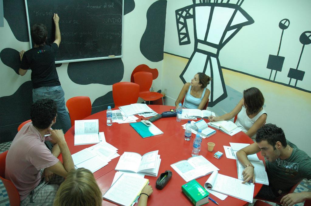 taronja classroom