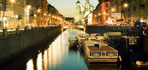 Canals Saint Petersburg