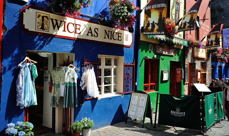 Galway-shops