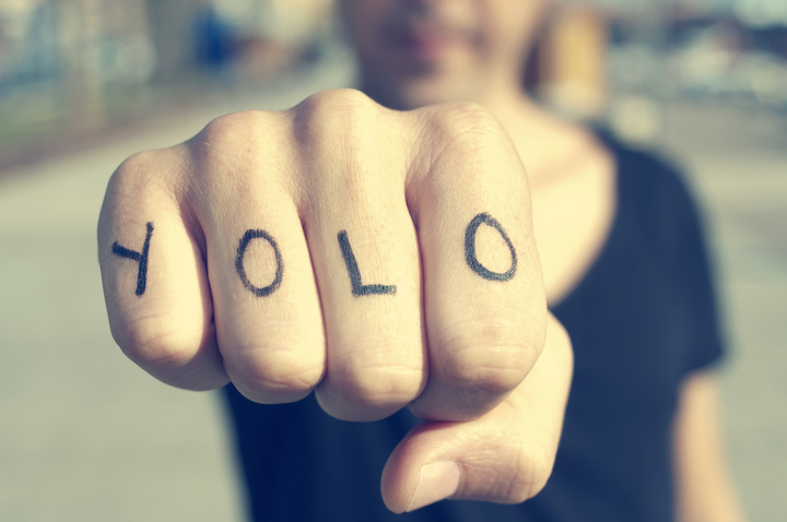 hand yolo