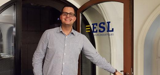 We Are ESL – Jérôme Golliard