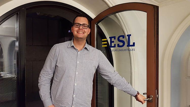 We Are ESL – Jérôme Golliard